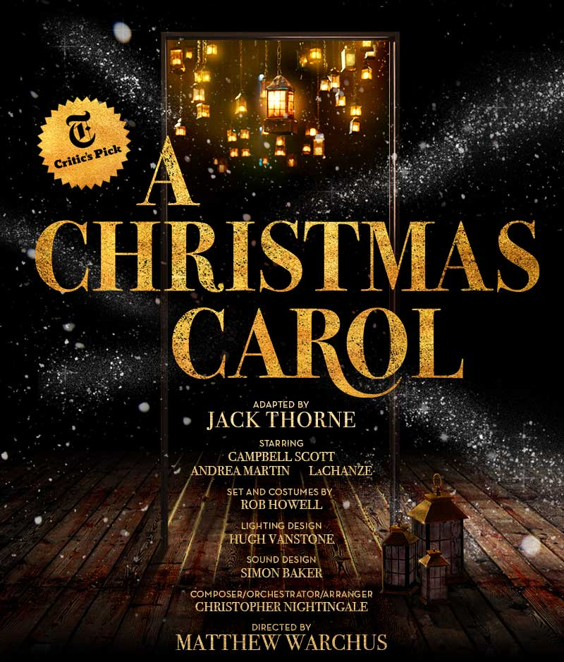 2020 Christmas Carols A Christmas Carol on Broadway | Tickets On Sale Now